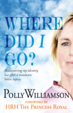 Polly Williamson - Where did I go?